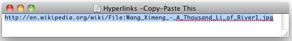 text document copy paste text