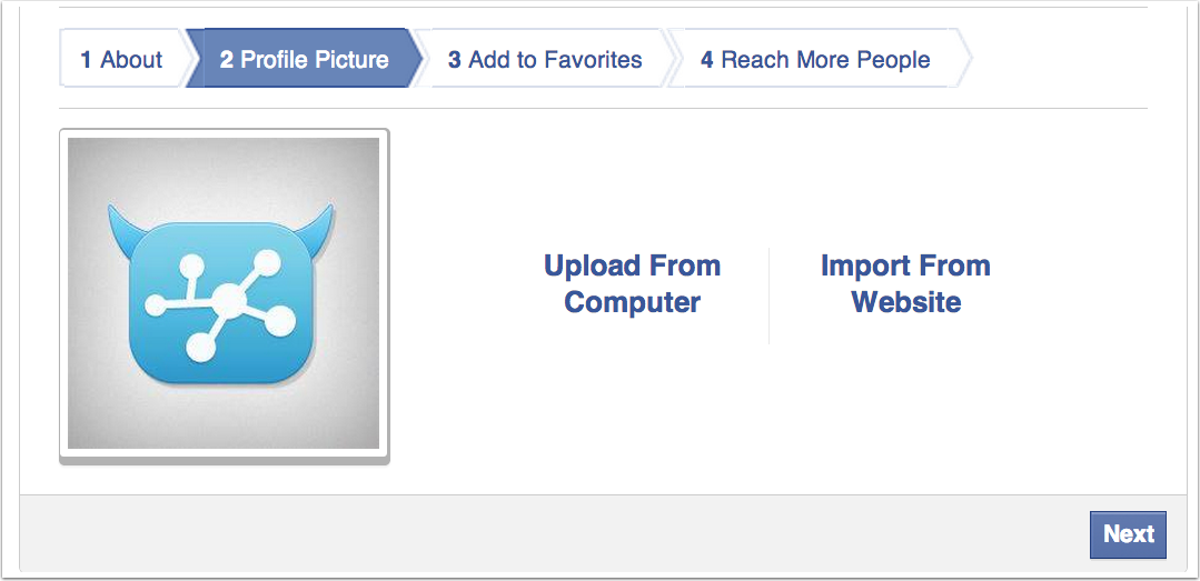 "Step 4: Select a Picture that ""Pops"" for your Profile."