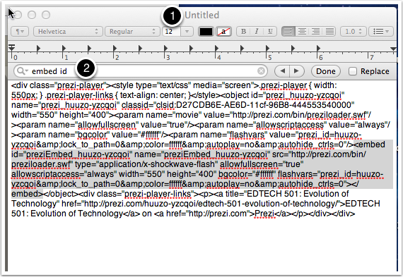 Paste to Text Editor