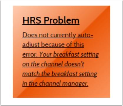 HRS Problem