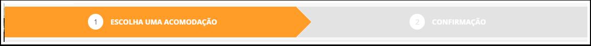 """Modificar a aba mostrando os """"passos da reserva"""""""