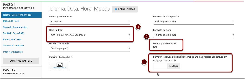 4 - Idioma, Data, Hora e Moeda