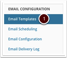 Email Scheduling Template