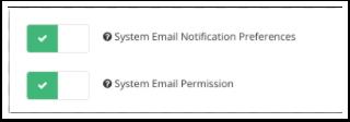 Usuários - Nova Permissão Adicionada