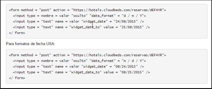 Opción 3 - Crear su propio widget personalizado para su sitio