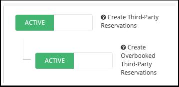 Navegando pelos papéis dos usuários - Editar papéis - Sessão Reservas
