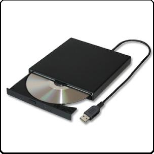 1. DVD Drive