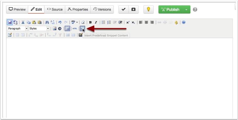 OmniUpdate (OU) editing interface - 5