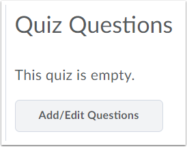 "2. Click ""Add/Edit Questions""."