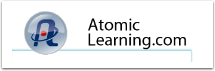 1. Locate the Atomic Learning icon, or visit https://www.atomiclearning.com/highed/login/gfcmsu.