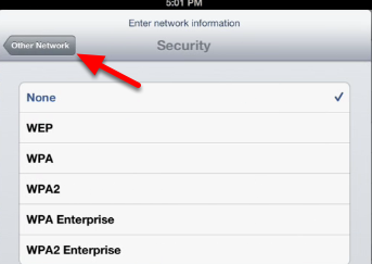 Select security encryption