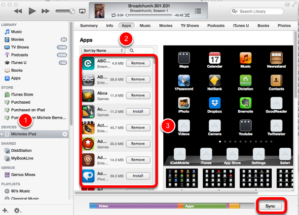 Download  and manage your apps using iTunes 11
