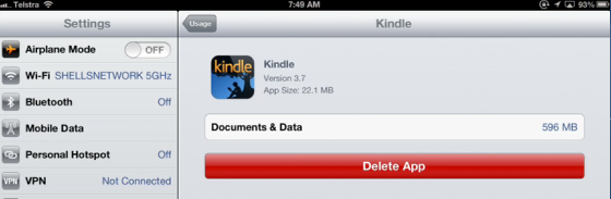 a way to upload ebooks to kindle