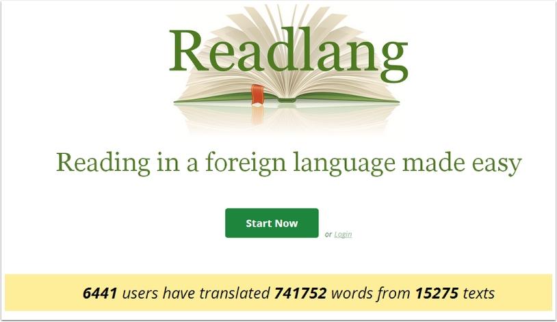 Про Readlang і навіщо це вам