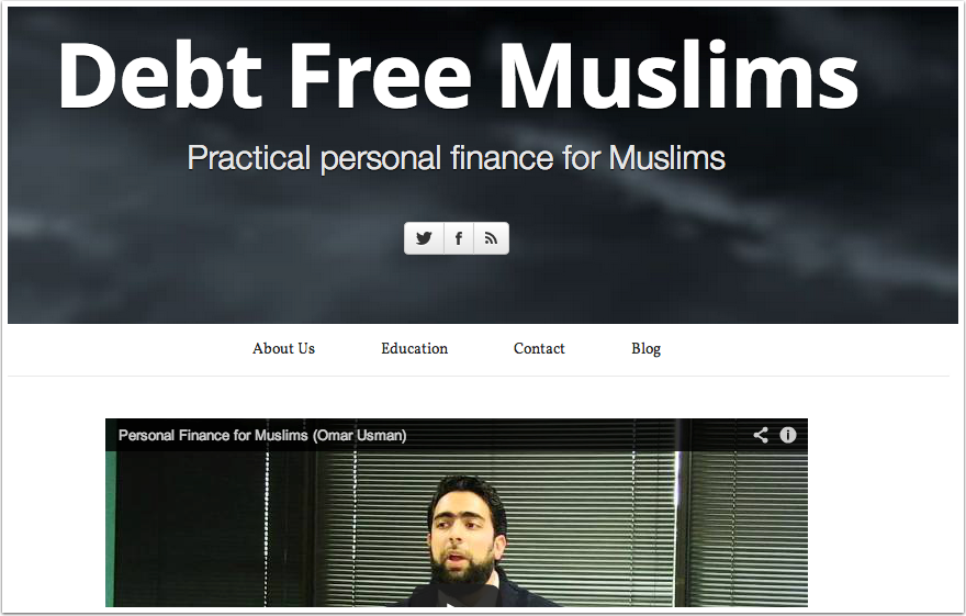 Debt Free Muslims | Practical Personal Finance for Muslims