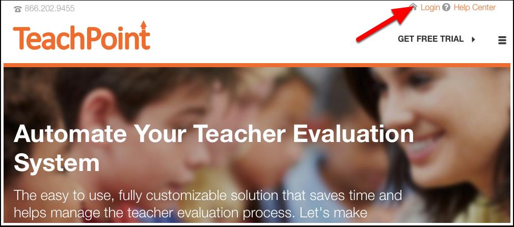 TeachPoint Website