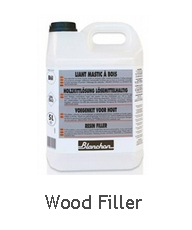 4th Place: Wood-filler
