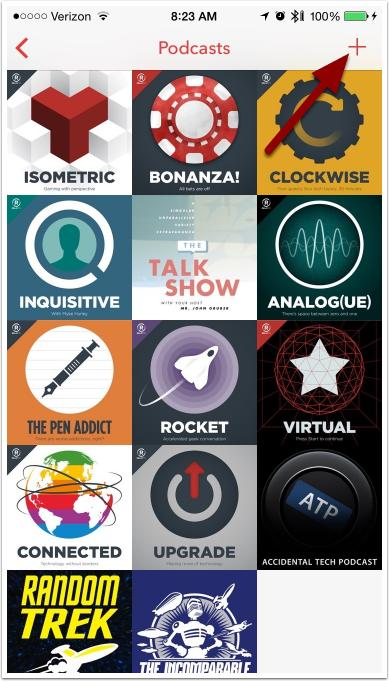 Pocket Casts: