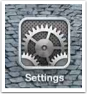 Tap Settings