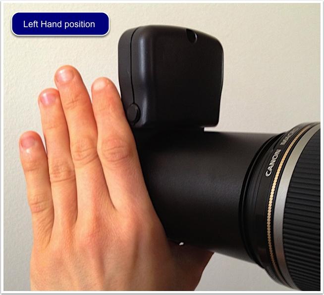 Hand Position - Position de la mains