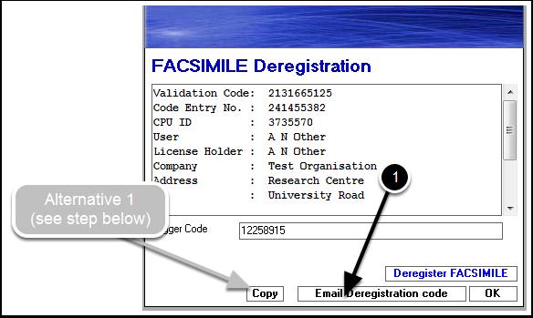 Generate Validation CodeEmail.