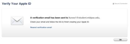 11. Verify your Apple ID