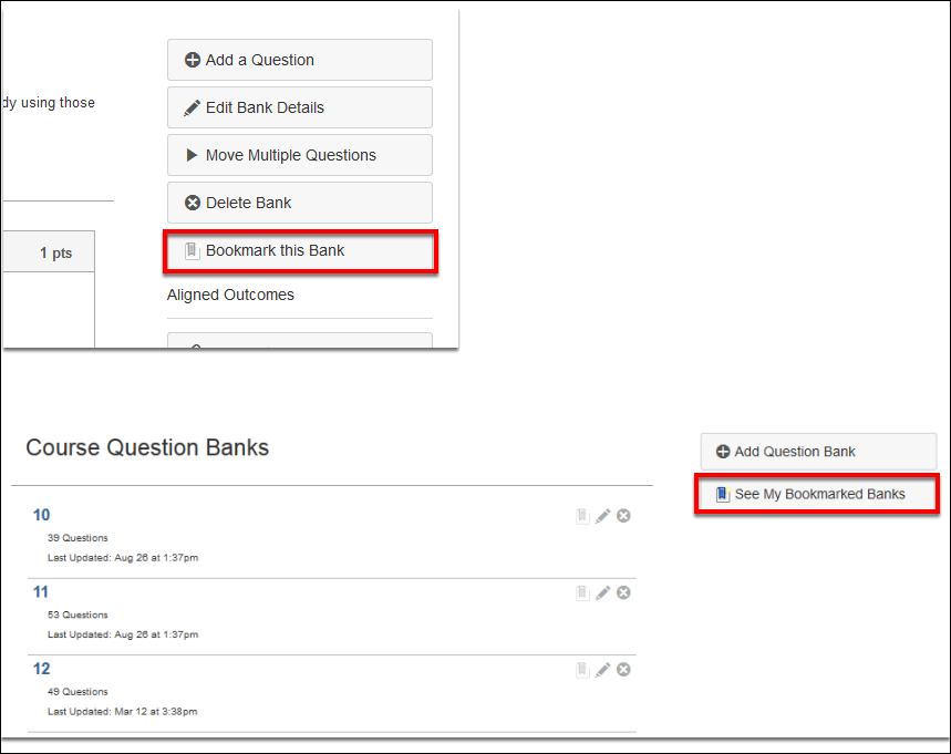 Screenshot of the Bookmark Banks buttons.