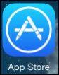 Screenshot of the App Store app.