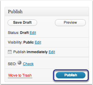 Step 6: Publish