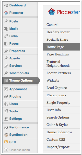 Adding Featured Listings