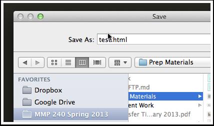 Create a new HTML file