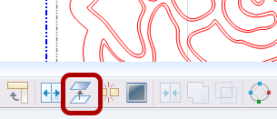 Tool Bar - Click the Layer Button