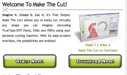 Visit the Make the Cut website.