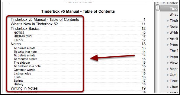 PDF - the TOC