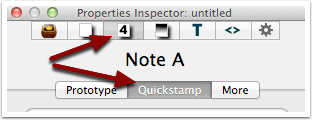 1. Finding the right part of the Inspector