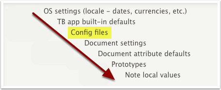 7. Config files (for expert users only)