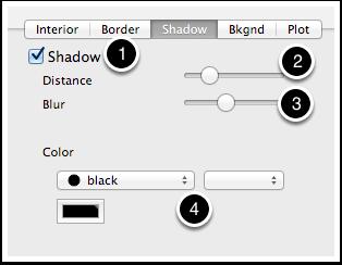 6.3 Appearance Inspector - Shadow tab