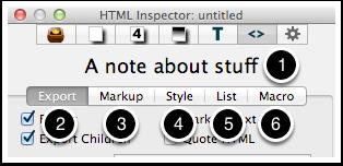 8. HTML Inspector