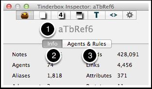 3. Tinderbox Inspector