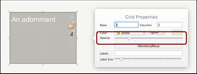 8. Grid - opacity