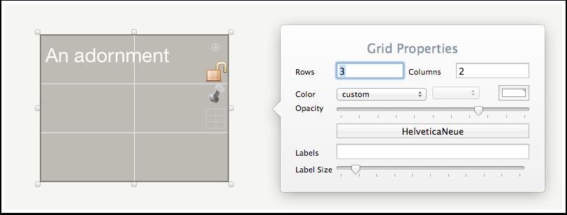6. Grid - rows & columns