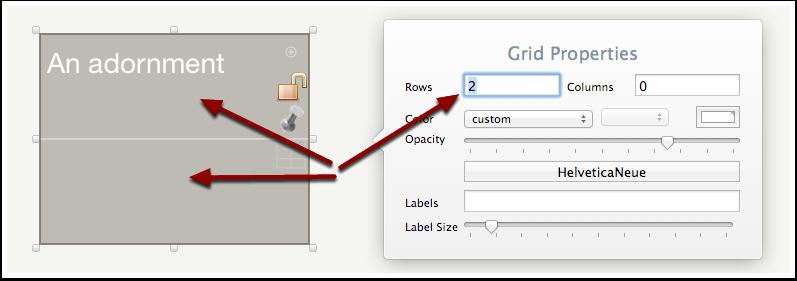4. Grid - rows
