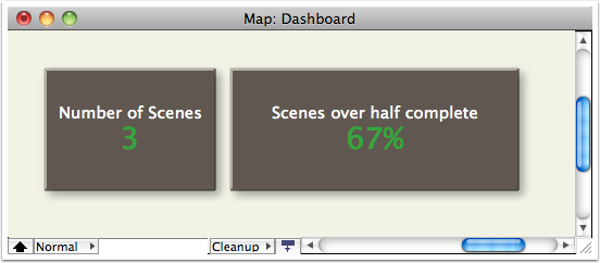 19. The Dashboard in Map view