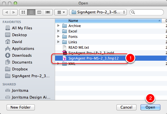 Copy Database To Ios Device Signagent