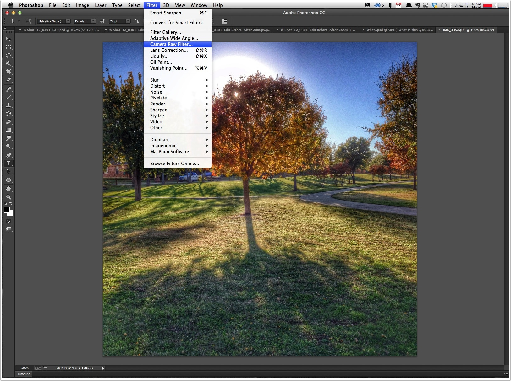 PhotoshopCC's Best New Feature! old — Tim Boole