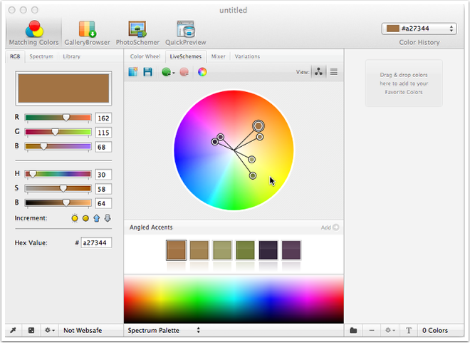 #8 - ColorSchemer Studio 2