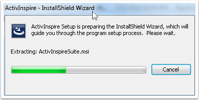 4. Prepping the Install Wizard