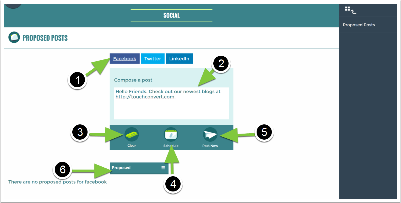 2. CMO Facebook | TouchConvert