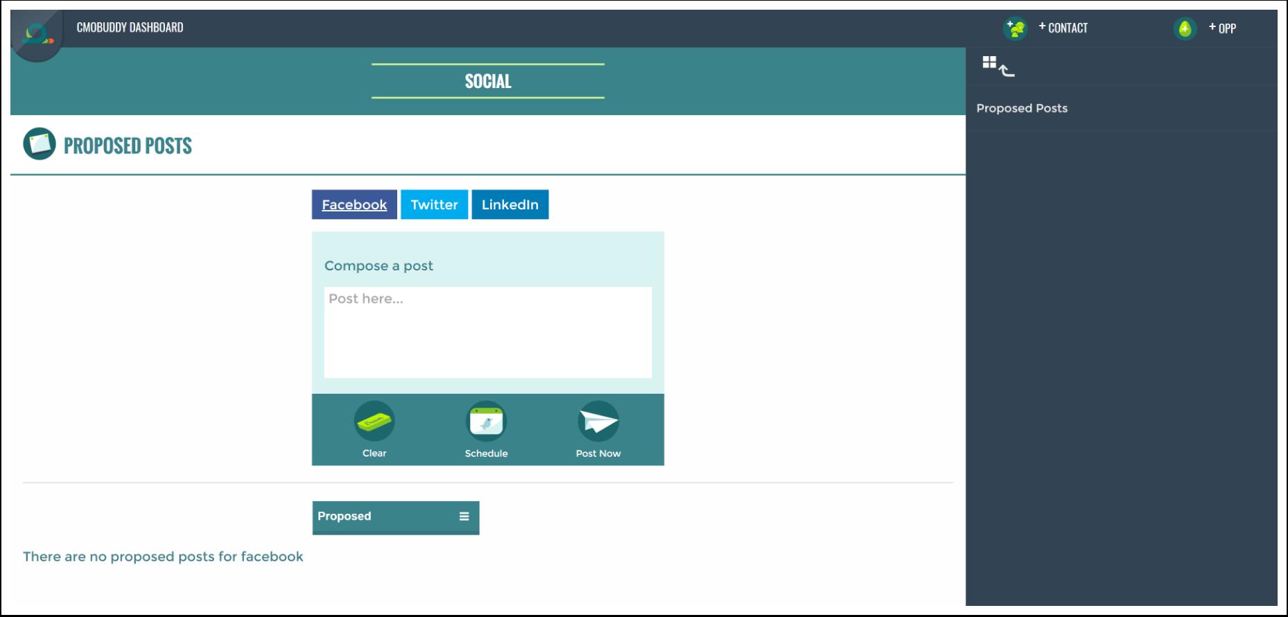 1. Social Overview | TouchConver
