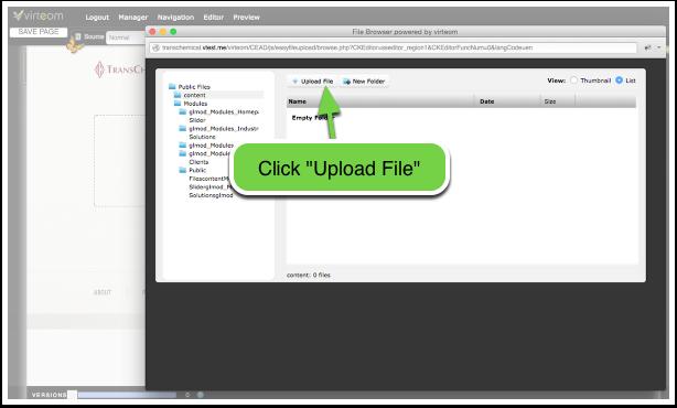 File Browser